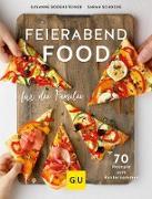 Cover-Bild zu Feierabendfood für die Familie (eBook) von Bodensteiner, Susanne