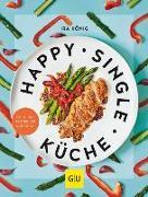 Cover-Bild zu Happy Singleküche von König, Ira