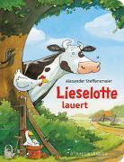 Cover-Bild zu Lieselotte lauert (Pappbilderbuch) von Steffensmeier, Alexander