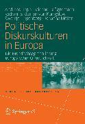 Cover-Bild zu Politische Diskurskulturen in Europa (eBook) von Hepp, Andreas