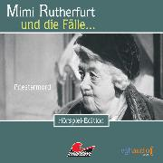 Cover-Bild zu Mimi Rutherfurt, Folge 7: Priestermord (Audio Download) von Butcher, Maureen