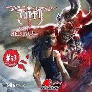 Cover-Bild zu Faith - The Van Helsing Chronicles, Folge 53: Kampf der Giganten (Audio Download) von Hrissomallis, Simeon