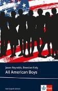 Cover-Bild zu All American Boys von Kiely, Brendan