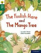 Cover-Bild zu Oxford Reading Tree Word Sparks: Level 12: The Foolish Hare and The Mango Tree von Dhami, Narinder