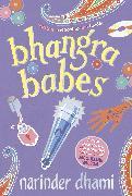 Cover-Bild zu Bhangra Babes (eBook) von Dhami, Narinder