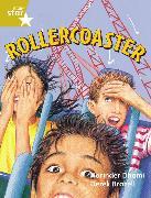 Cover-Bild zu Rigby Star Guided 2 Gold Level: Rollercoaster Pupil Book (single) von Dhami, Narinder