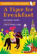 Cover-Bild zu A Tiger for Breakfast: A Bloomsbury Young Reader (eBook) von Dhami, Narinder