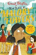 Cover-Bild zu New Class at Malory Towers (eBook) von Blyton, Enid