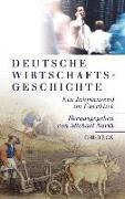 Cover-Bild zu Deutsche Wirtschaftsgeschichte von North, Michael (Hrsg.)