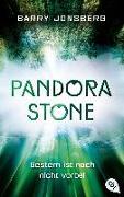 Cover-Bild zu Pandora Stone - Gestern ist noch nicht vorbei von Jonsberg, Barry