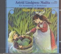 Cover-Bild zu Madita. CD von Lindgren, Astrid