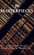 Cover-Bild zu 50 Masterpieces Everyone Should Read Atleast Once In Their Lives (eBook) von Austen, Jane
