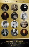 Cover-Bild zu Classic Authors Super Set Series 4 (Golden Deer Classics) (eBook) von Whitman, Walt