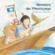 Cover-Bild zu Momotaro der Pfirsichjunge von Funatsu, Keiko