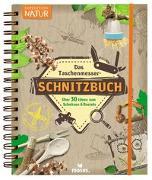 Cover-Bild zu Das Taschenmesser-Schnitzbuch von Schirdewahn, Sonja