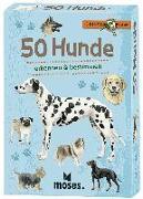 Cover-Bild zu 50 Hunde von von Kessel, Carola