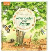 Cover-Bild zu Miteinander in der Natur von Sokolowski, Ilka