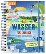 Cover-Bild zu Das Wasser-Forscherbuch von van Saan, Anita