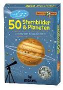 Cover-Bild zu 50 Sternbilder & Planeten