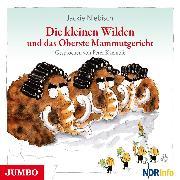 Cover-Bild zu Die kleinen Wilden und das Oberste Mammutgericht (Audio Download) von Niebisch, Jackie