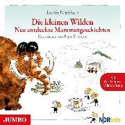 Cover-Bild zu Die kleinen Wilden. Neu entdeckte Mammutgeschichten (Audio Download) von Niebisch, Jackie
