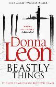 Cover-Bild zu Beastly Things von Leon, Donna