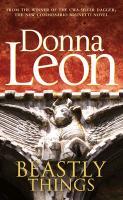 Cover-Bild zu Beastly Things (eBook) von Leon, Donna
