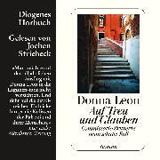 Cover-Bild zu Auf Treu und Glauben (Audio Download) von Leon, Donna