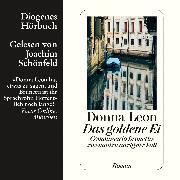 Cover-Bild zu Das goldene Ei (Audio Download) von Leon, Donna