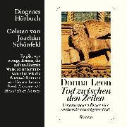 Cover-Bild zu Tod zwischen den Zeilen (Audio Download) von Leon, Donna