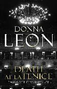 Cover-Bild zu Death At La Fenice (eBook) von Leon, Donna