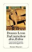 Cover-Bild zu Tod zwischen den Zeilen von Leon, Donna