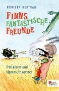 Cover-Bild zu Finns fantastische Freunde. Trollalarm und Mammuthamster (eBook) von Bertram, Rüdiger