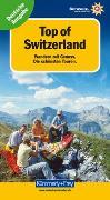 Cover-Bild zu Top of Switzerland, Wandern mit Genuss von Maurer, Raymond