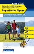 Cover-Bild zu Bayerische Alpen, Kids & Co von Queitsch, Gudrun
