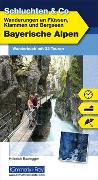Cover-Bild zu Bayerische Alpen von Bauregger, Heinrich