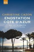 Cover-Bild zu Endstation Côte d´Azur (eBook) von Cazon, Christine