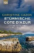 Cover-Bild zu Stürmische Côte d´Azur von Cazon, Christine