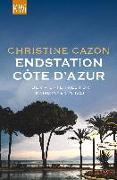 Cover-Bild zu Endstation Côte d´Azur von Cazon, Christine
