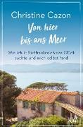Cover-Bild zu Von hier bis ans Meer (eBook) von Cazon, Christine
