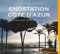Cover-Bild zu Endstation Côte d'Azur von Cazon, Christine