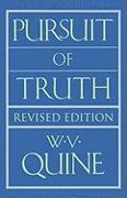 Cover-Bild zu Pursuit of Truth von Quine, Willard Van Orman