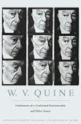 Cover-Bild zu Confessions of a Confirmed Extensionalist and Other Essays von Quine, Willard Van Orman