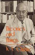 Cover-Bild zu Theories and Things von Quine, Willard Van Orman