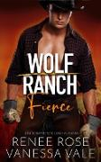 Cover-Bild zu Fierce (Wolf Ranch, #5) (eBook) von Rose, Renee