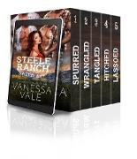 Cover-Bild zu Steele Ranch - The Complete Boxed Set: Books 1 - 5 (eBook) von Vale, Vanessa