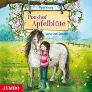 Cover-Bild zu Ponyhof Apfelblüte 01. Lena und Samson von Young, Pippa