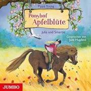 Cover-Bild zu Ponyhof Apfelblüte 06. Julia und Smartie von Young, Pippa