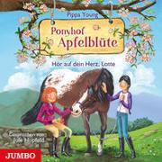 Cover-Bild zu Ponyhof Apfelblüte. Hör auf dein Herz, Lotte von Young, Pippa
