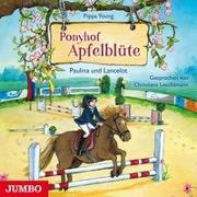 Cover-Bild zu Ponyhof Apfelblüte 02. Paulina und Lancelot von Young, Pippa